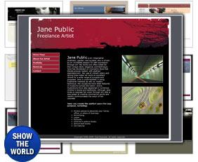 5-Page Web Site