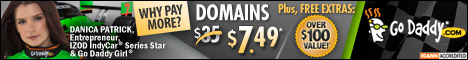 Domains $7.49 - Why Pay More?