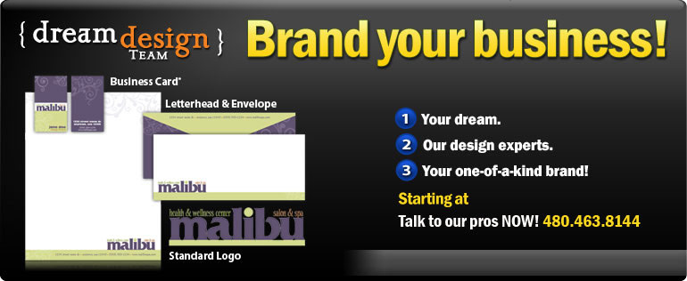 Brand your business with logo design