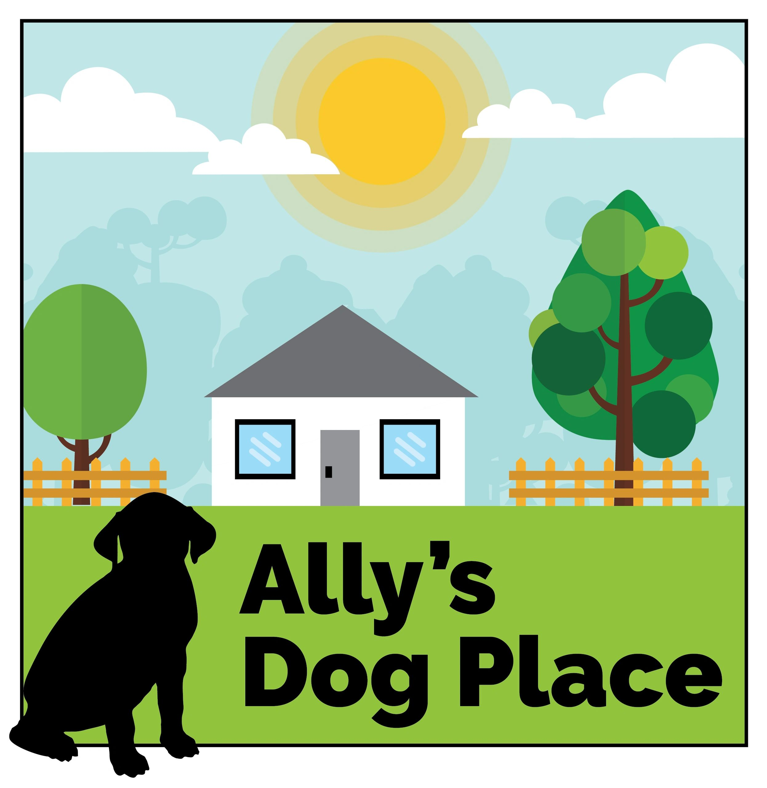 Allys Dog Place Dog Boarding Anderson Indiana