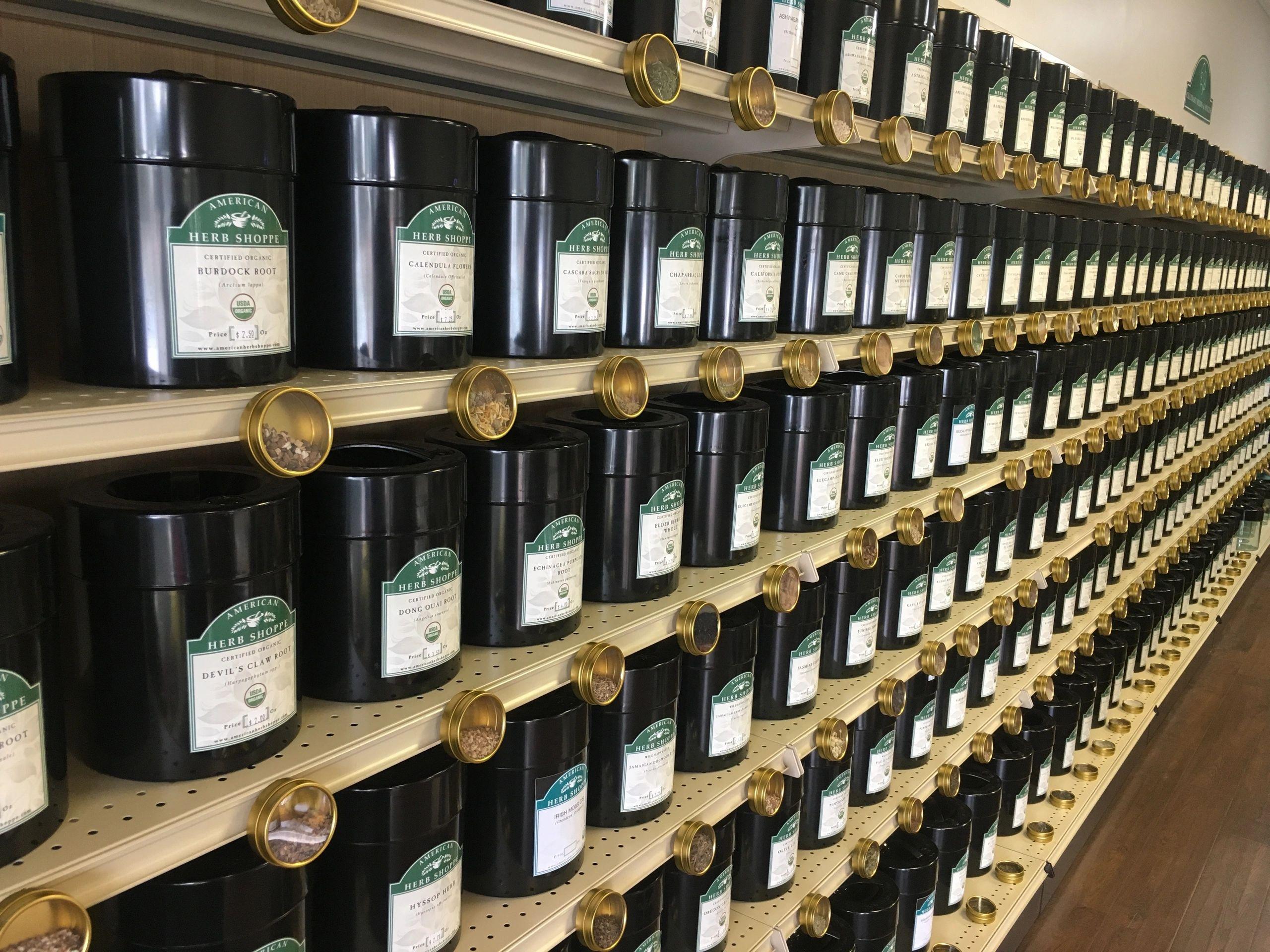American Herb Shoppe - Herbs, Alternative Medicine