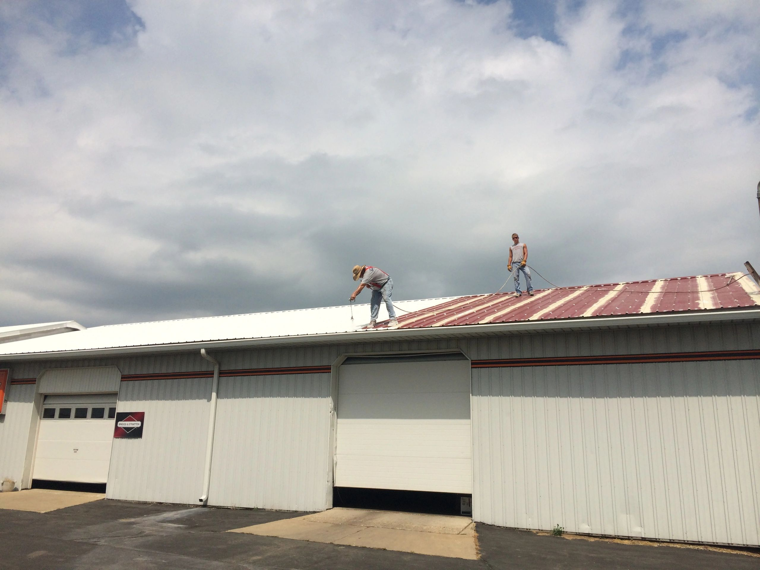 Custom Roofing Solutions Commercial Roofing Coatings