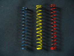 Harley oil pressure relief valve spring kit.  Shovelhead & Evolution engines by E.R.T. Products.
