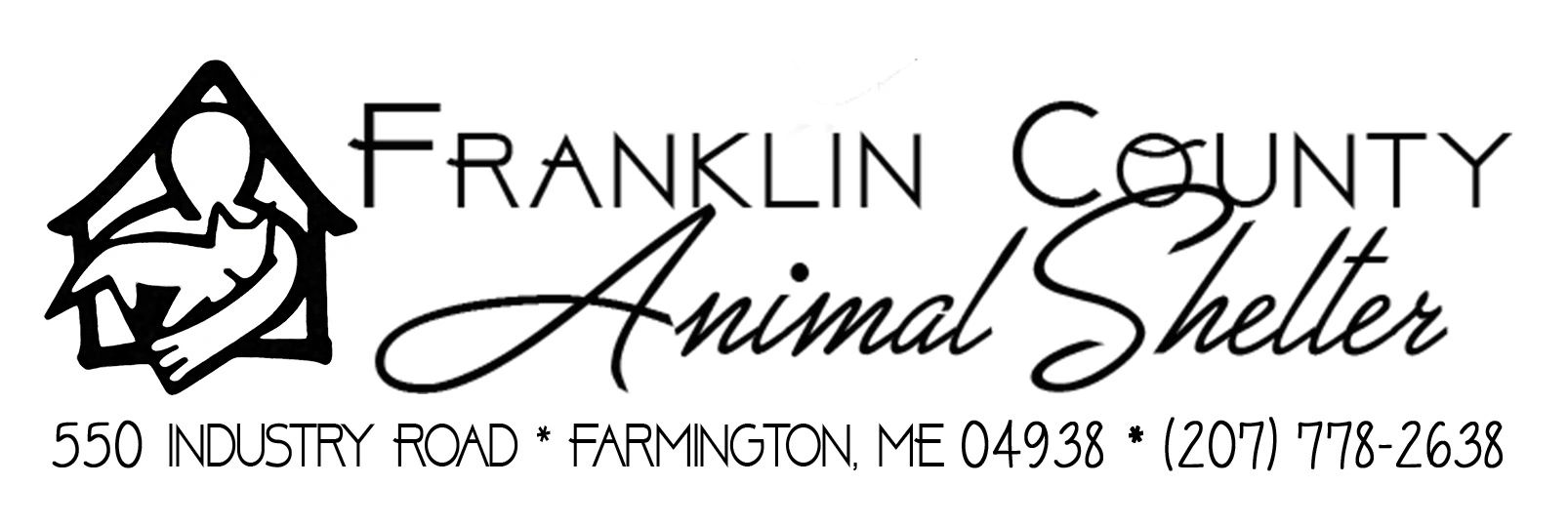 Franklin County Animal Shelter - Home