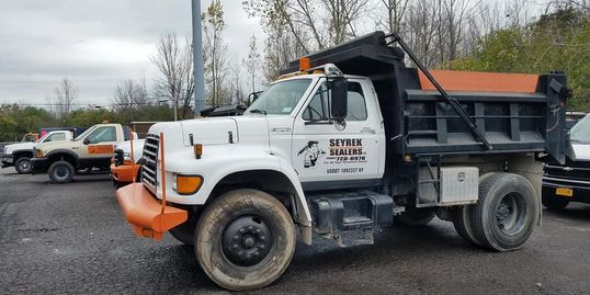 Asphalt Maintenance in Rochester NY
