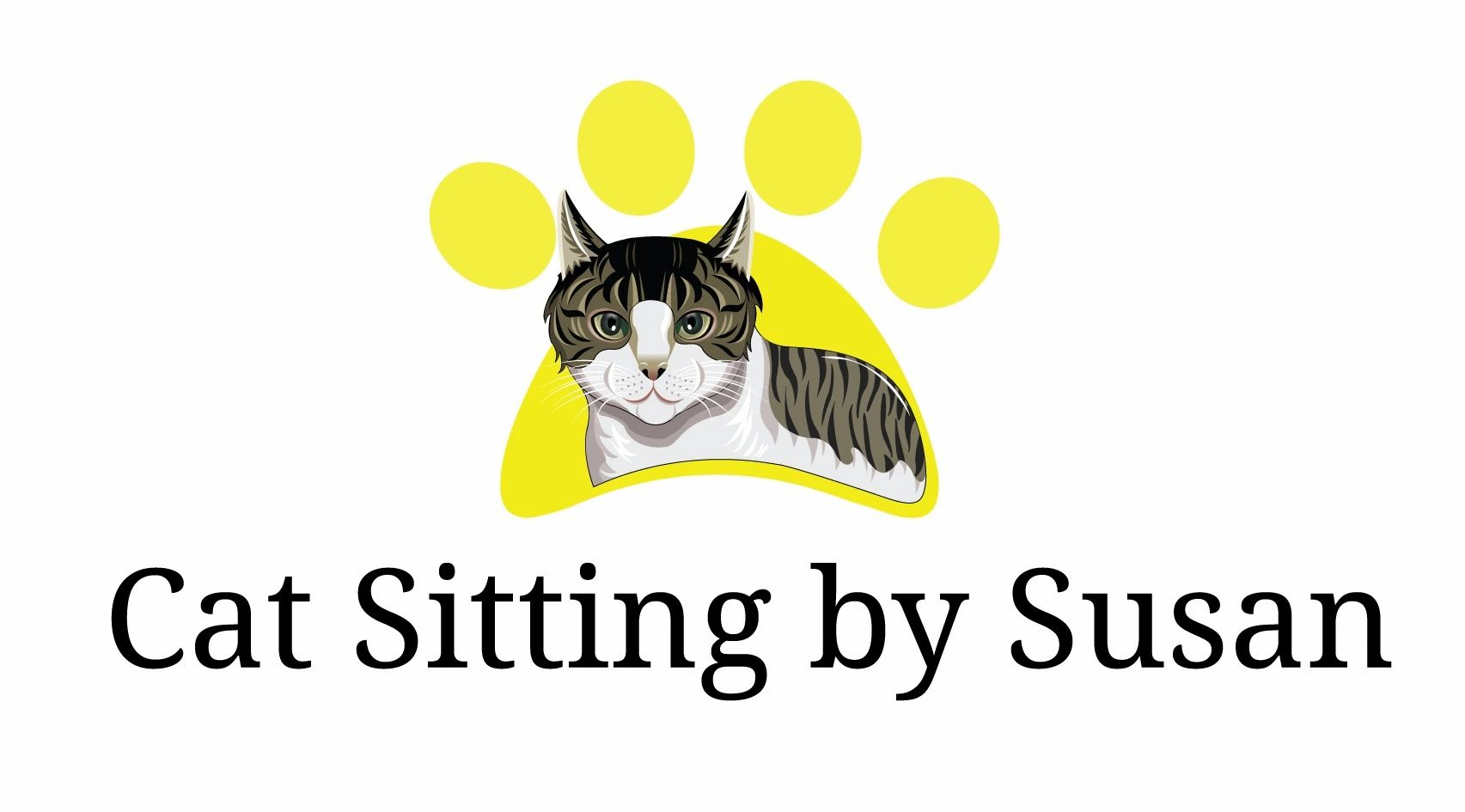 Cat Sitting by Susan Home | Cat Sitting by Susan