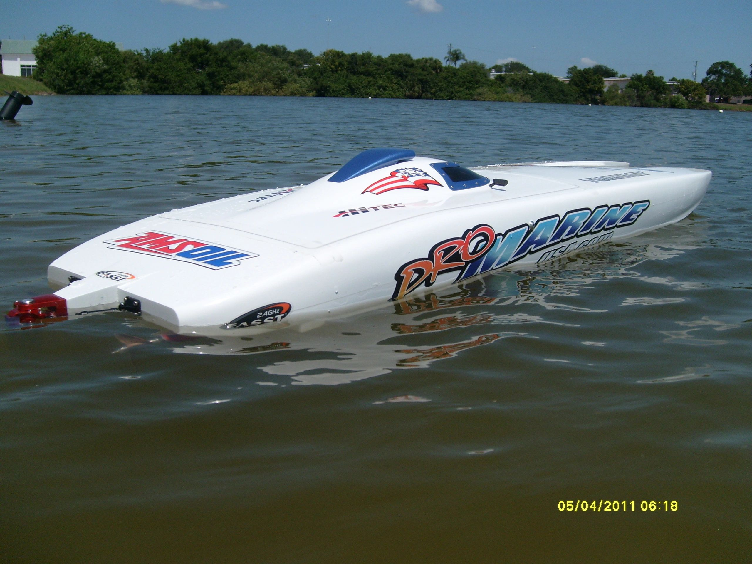 Scottski Racing - Rc Boats Skater, Radio Control Boat