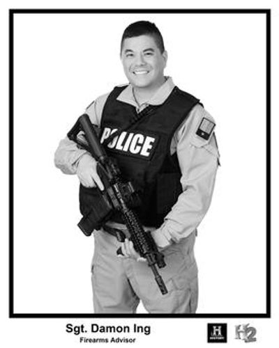Sgt. Damon Ing Texas LTC/NRA Training Counselor