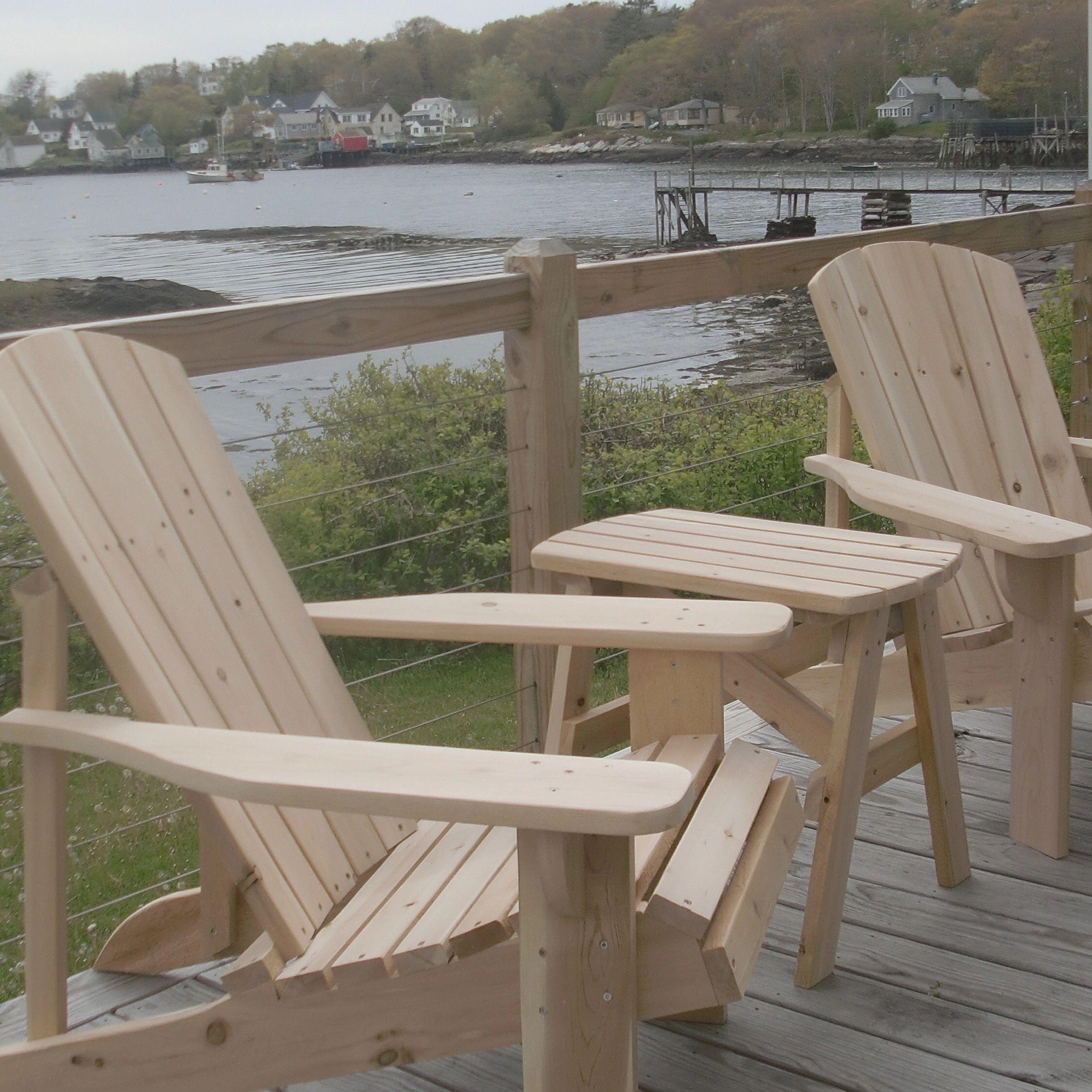 Maine Adirondack Chairs Llc Home