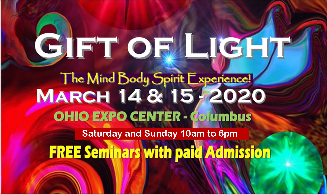 Columbus Ohio Events 2020.Gift Of Light Expos