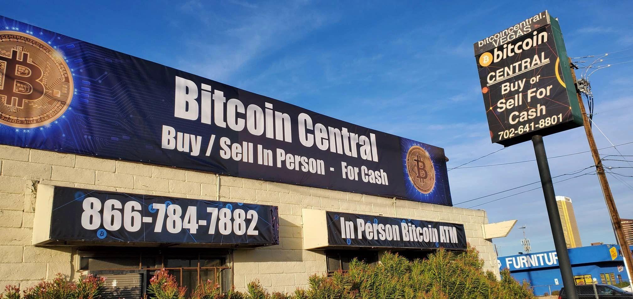 bitcoin las vegas