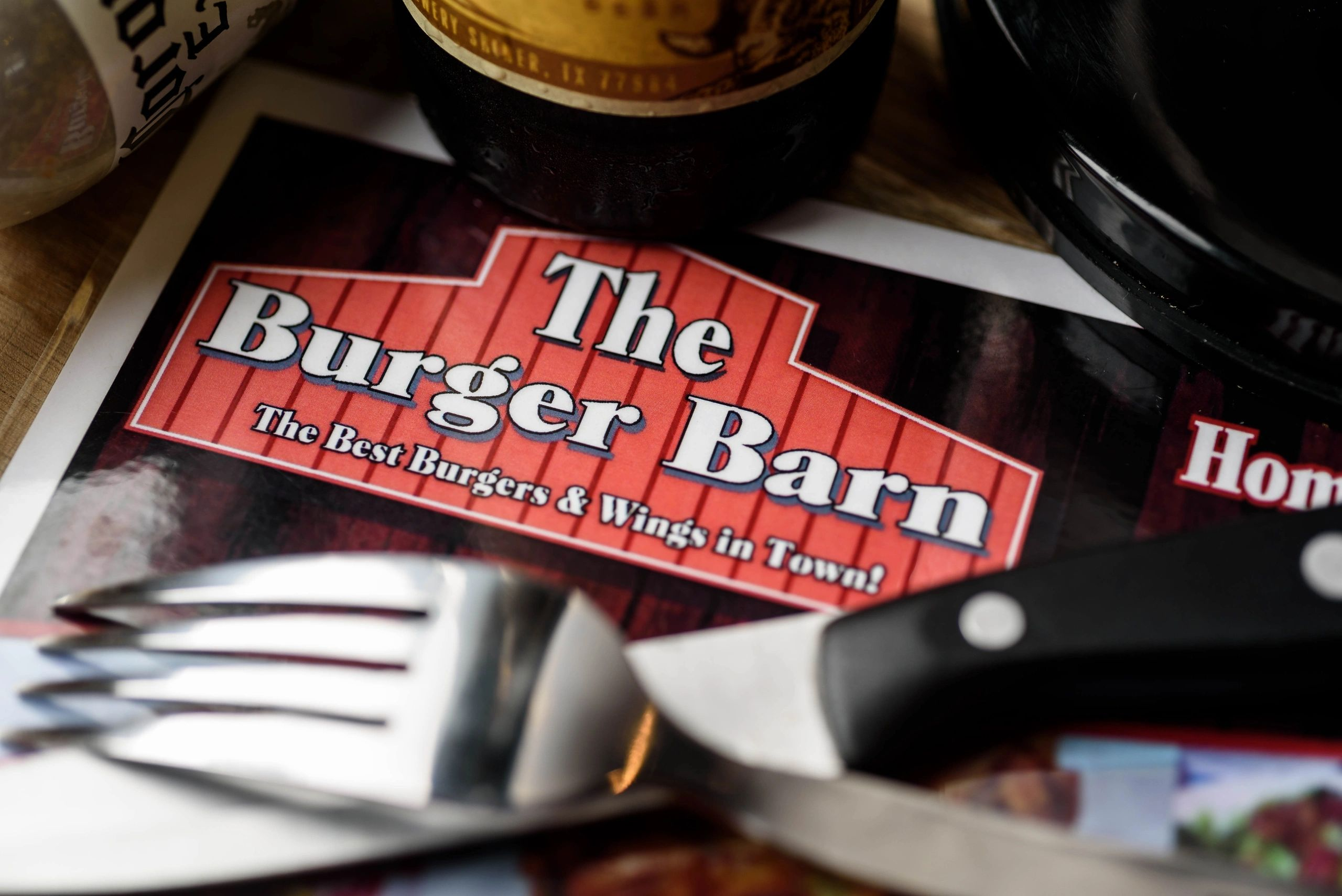 Burgers, Restaurant, Wings - The Burger Barn - Baytown, Texas