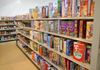 Our first aisle is breakfast items with a good selection of cereal - one of our most popular sections.