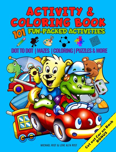 coloring book boys, coloring book for kids, children's coloring book, activty book for boys