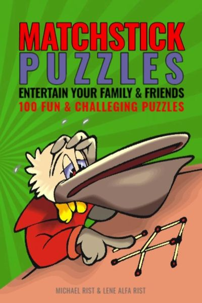 Matchstick puzzles and Matschstick riddles. Fun and challeging puzzles with matchsticks.