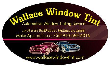 Legal Tint In Nc >> Wallace Window Tint