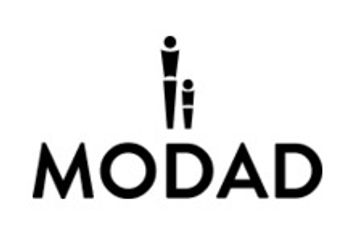 Modad logo the resource for the Modern DAD Dad