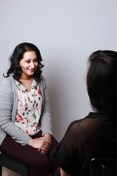 PSYCHOTHERAPY   consultation