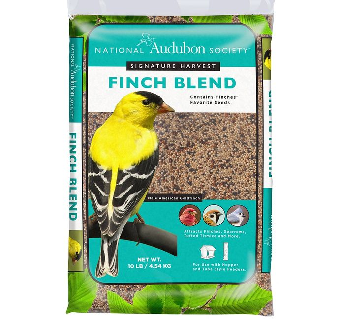 Contains Finches' Favorite Seeds