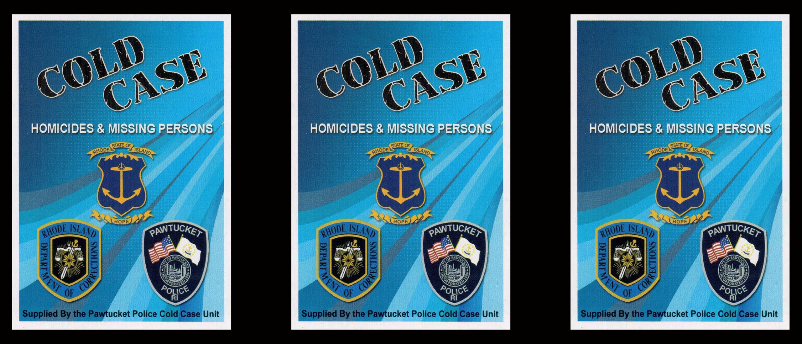 About Us | Rhode Island Cold Case by Pawtucket Police Department