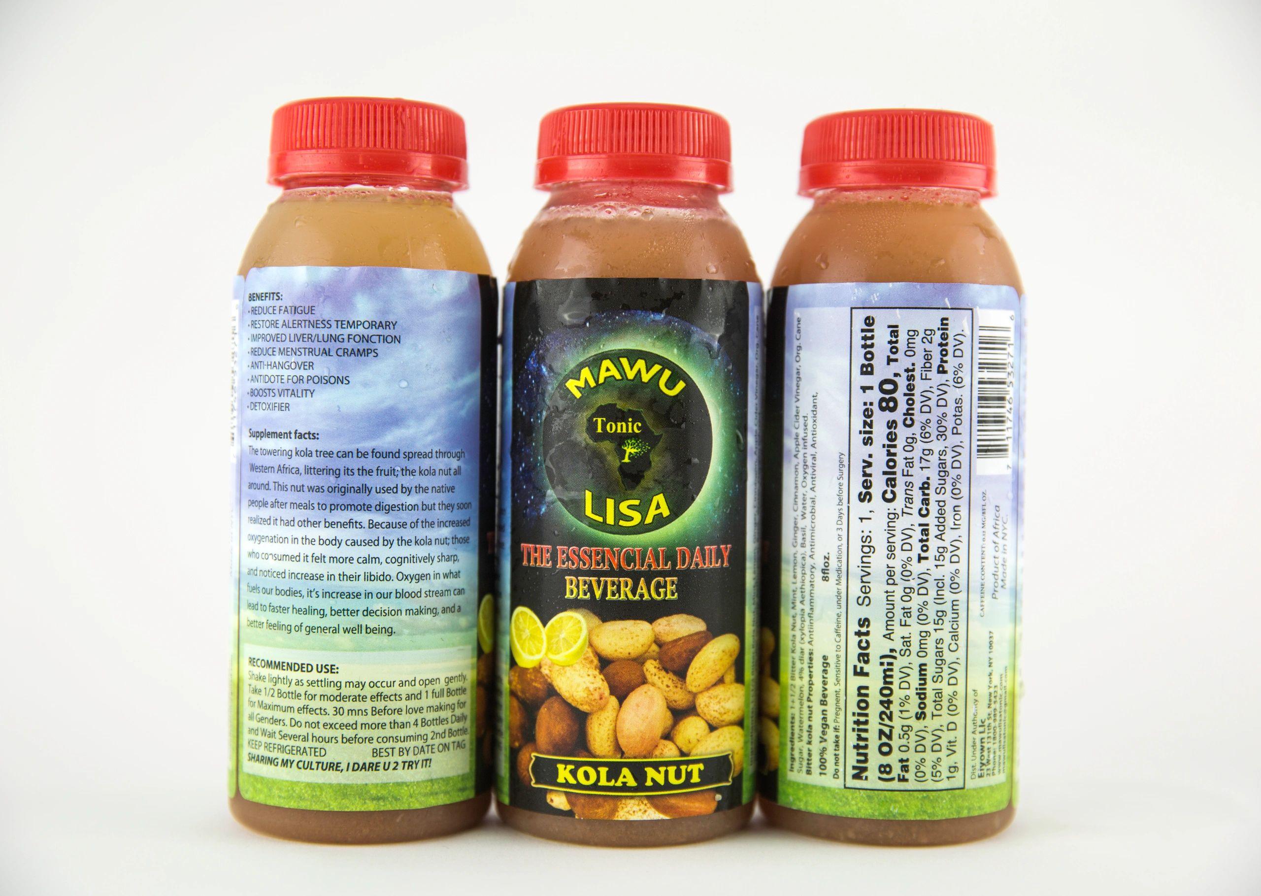 Elyown - Bitter Kola Nut, Kola Nut, Agriculture   Mawu lisa Tonic