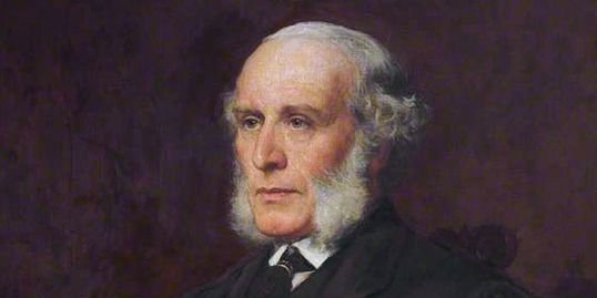 William Aldis Wright, by Walter William Ouless