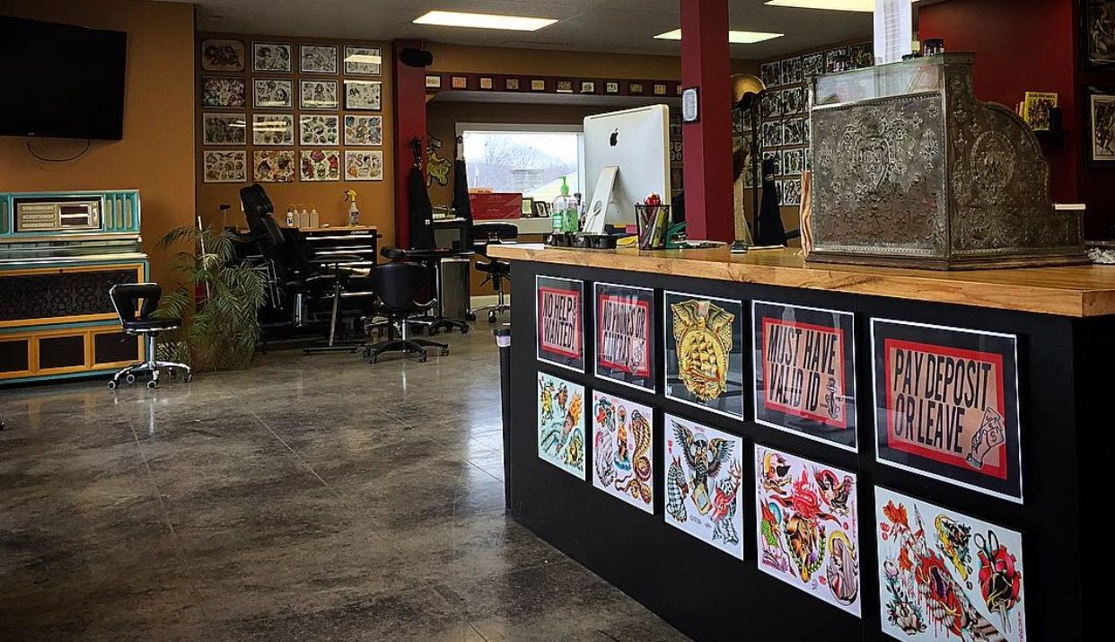 Home page | Underground Tattoo Station