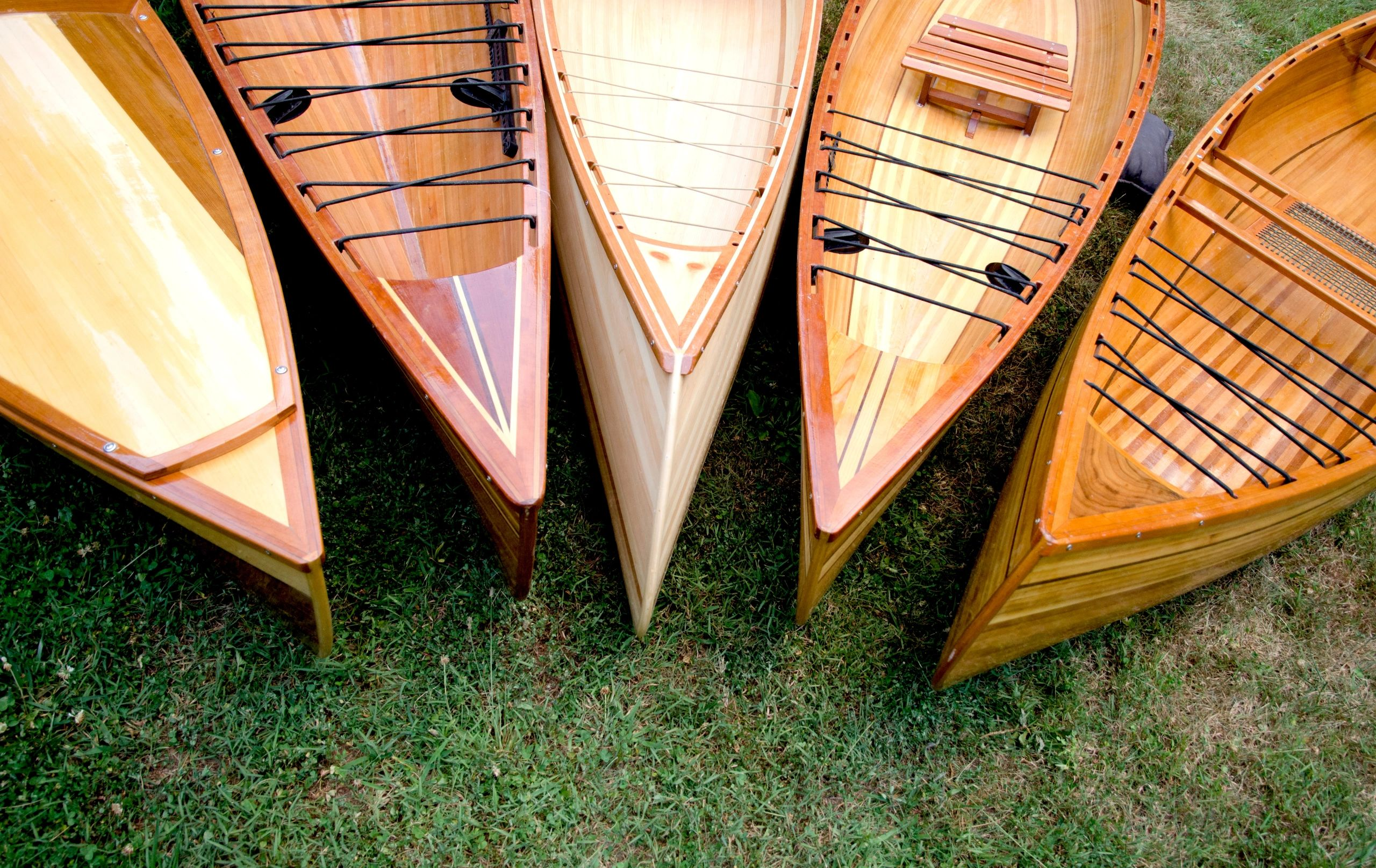 Process | Lazy River Canoes