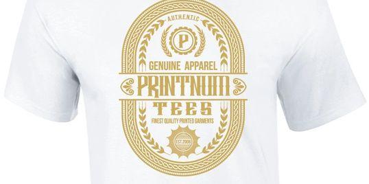 Printnum Tees Custom Screen Printing Embroidery
