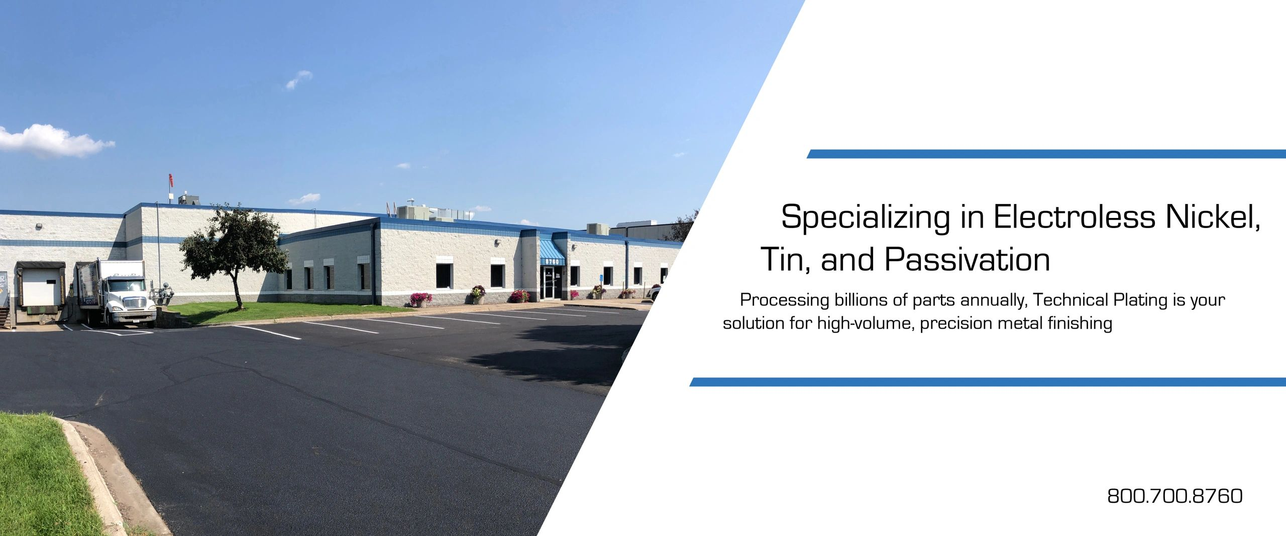 Tin Plating, Nickel Plating - Technical Plating, Inc