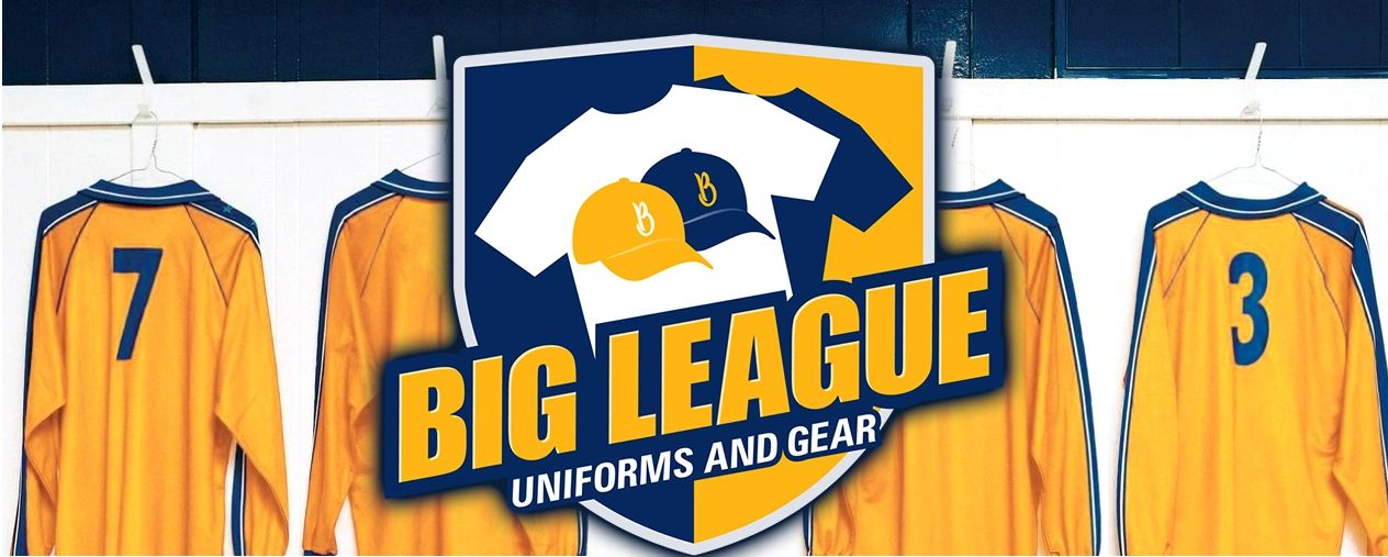 Bigleague Uniforms and Gear 842c59116