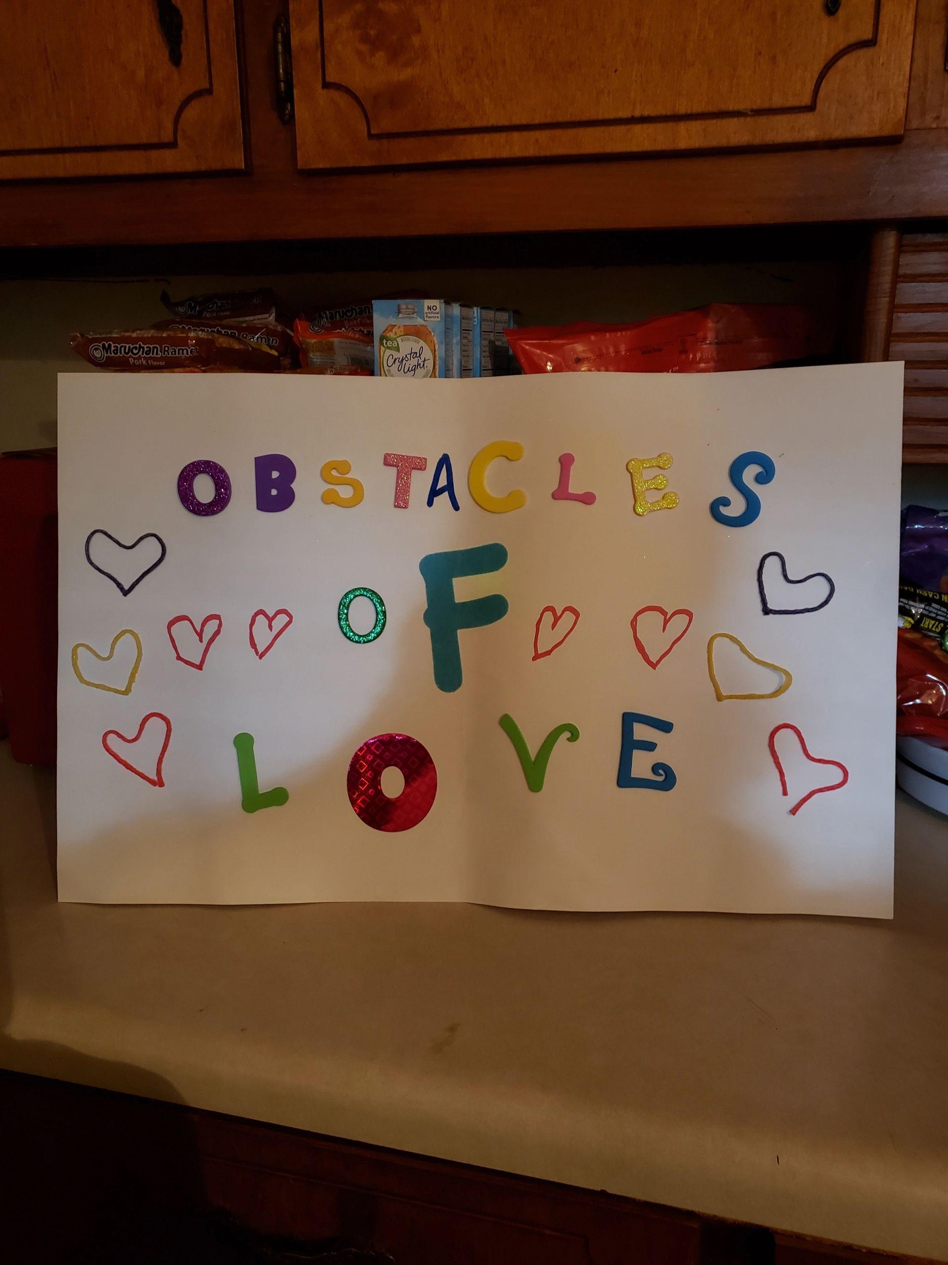 F&Q'S | OBSTACLESOFLOVE