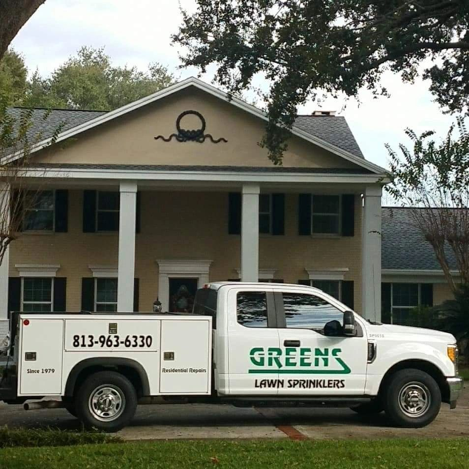Green S Lawn Sprinklers And Landscaping Inc