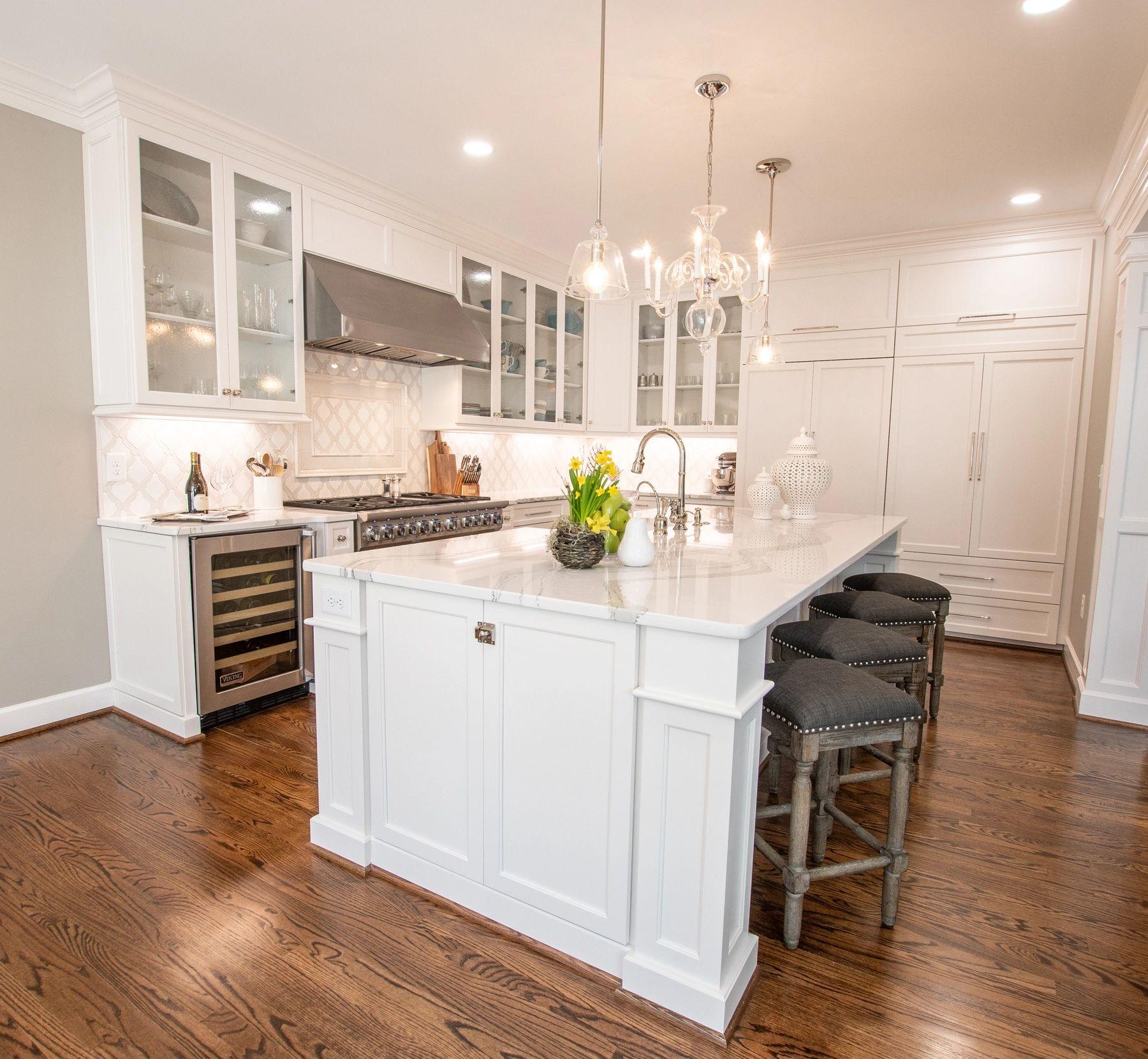Prestige Kitchen Cabinets: Custom Cabinetry In Williamsburg