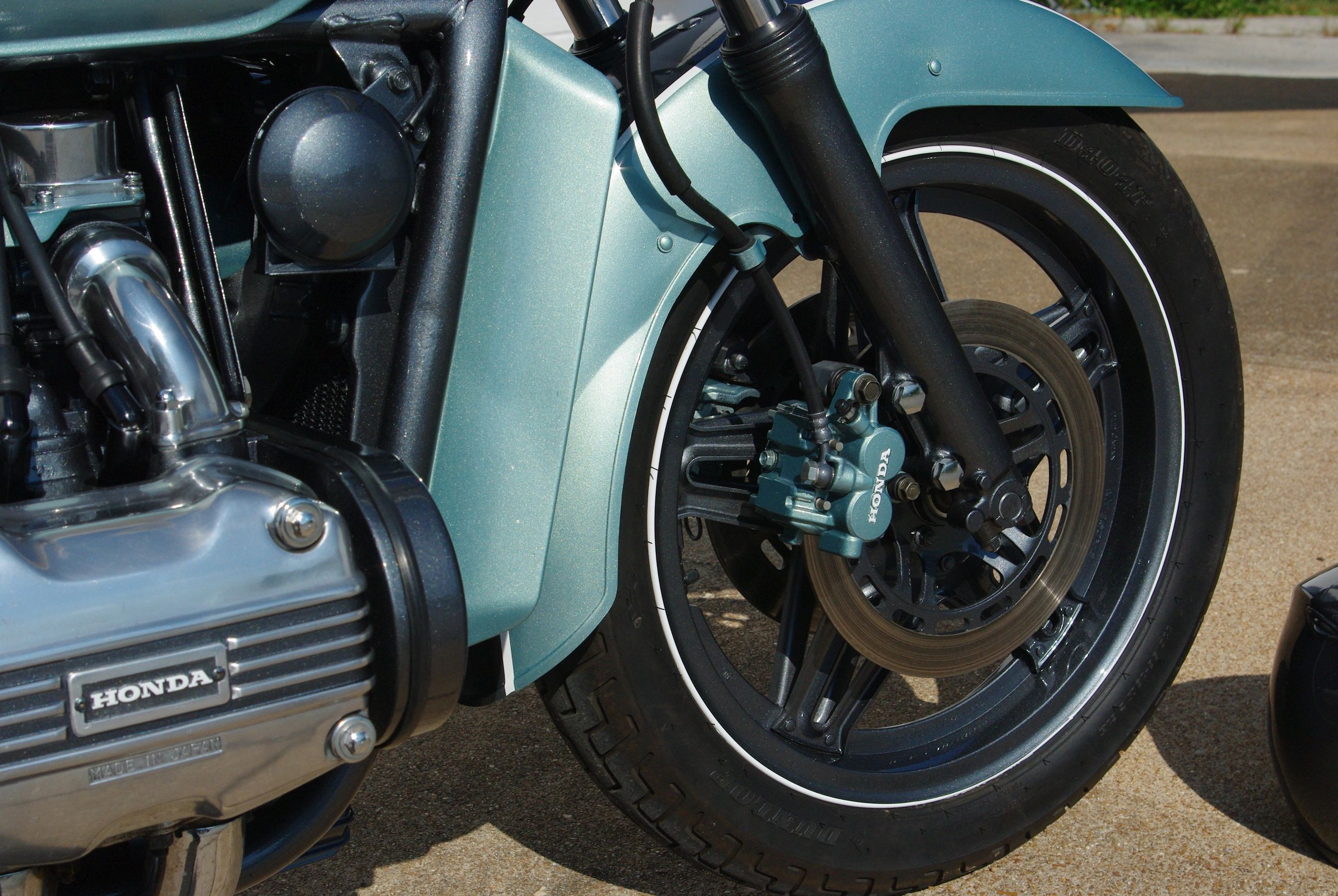 2017 2018 Projects Grubbs Garage Metric Motorcycles 1970 Honda Ct70 Fuel Tank