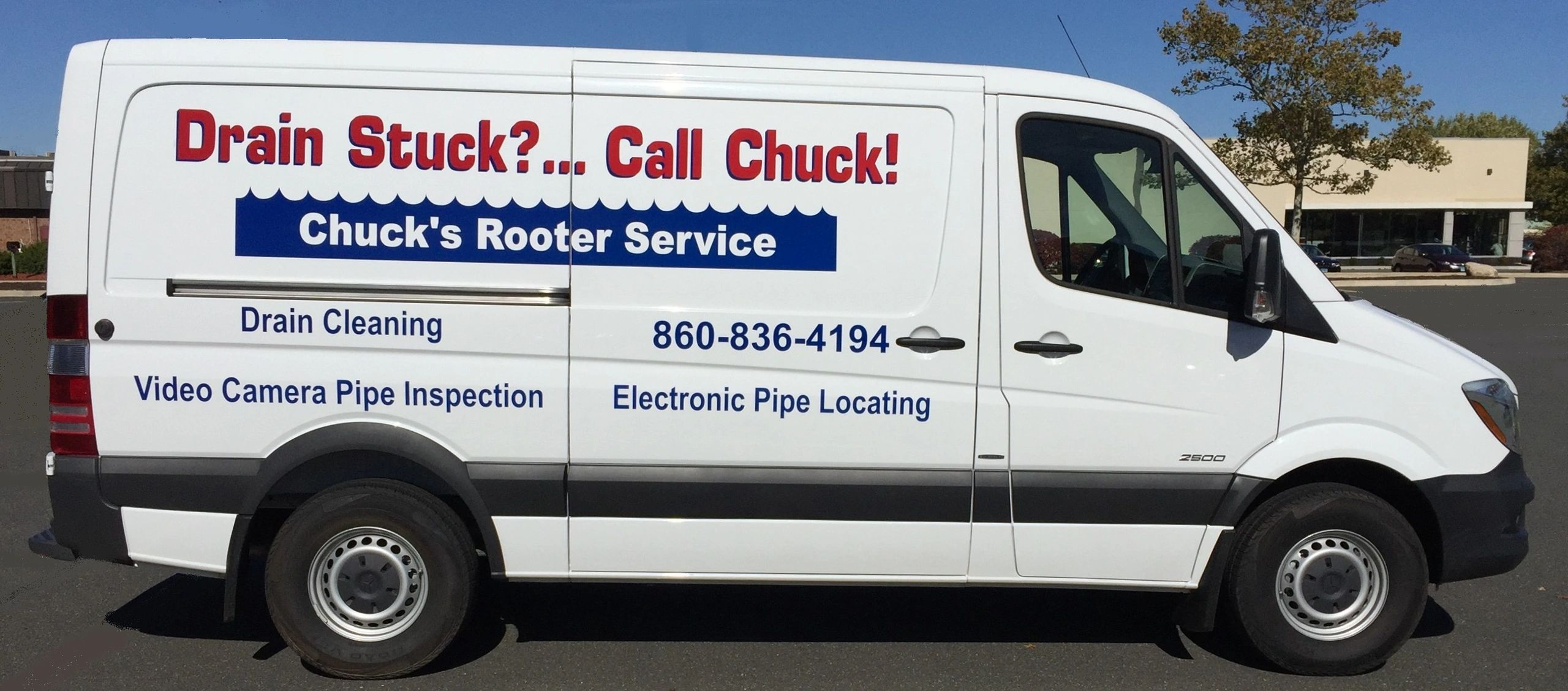 Drain Cleaning Ct Chuck S Rooter Service