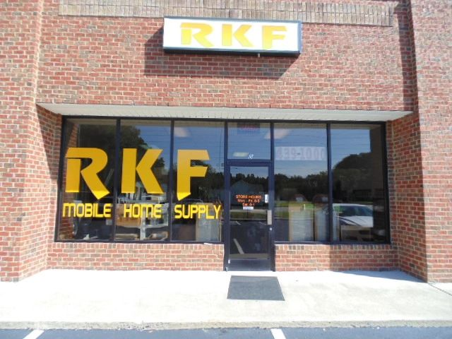 In Stock Items | RKF Mobile Home Supply on