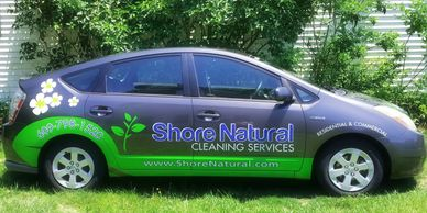 Shore Natural Cleaning Prius
