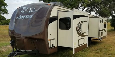 2014 Jayco Eagle 338 RETS Travel Trailer