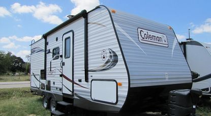 2014 Coleman Expedition Series Travel Trailer