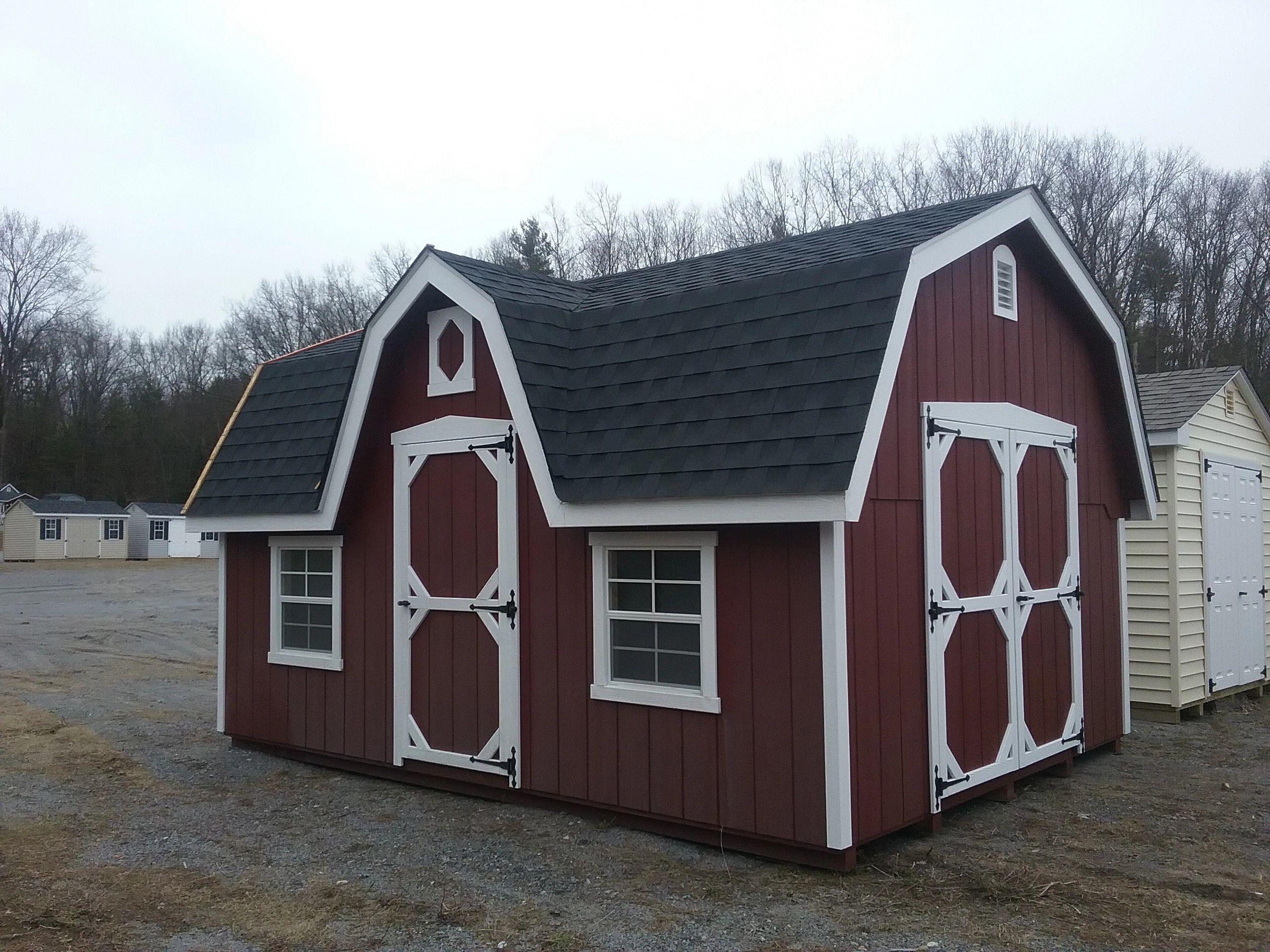 Amish Storage Buildings Versatile Sheds Amp Gazebos