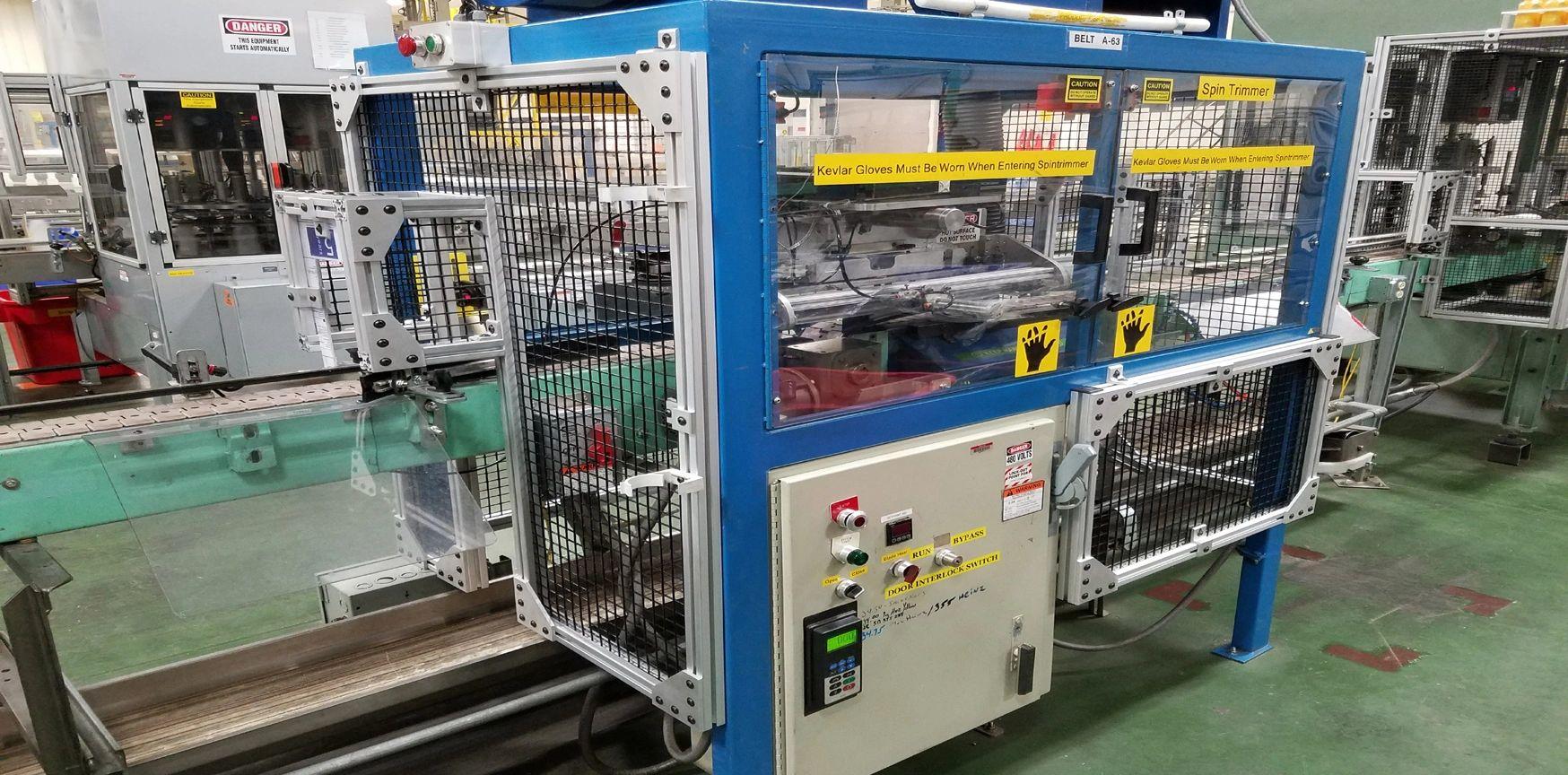 USA Machine Guarding - PowerSafe Automation   PowerSafe Automation
