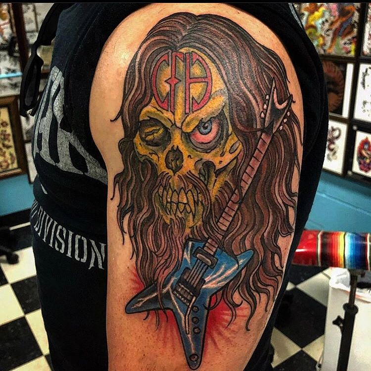Tattoos pictures metal heavy All That