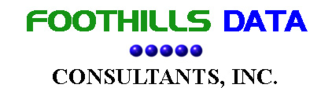 Foothills Data Consultants, Inc.
