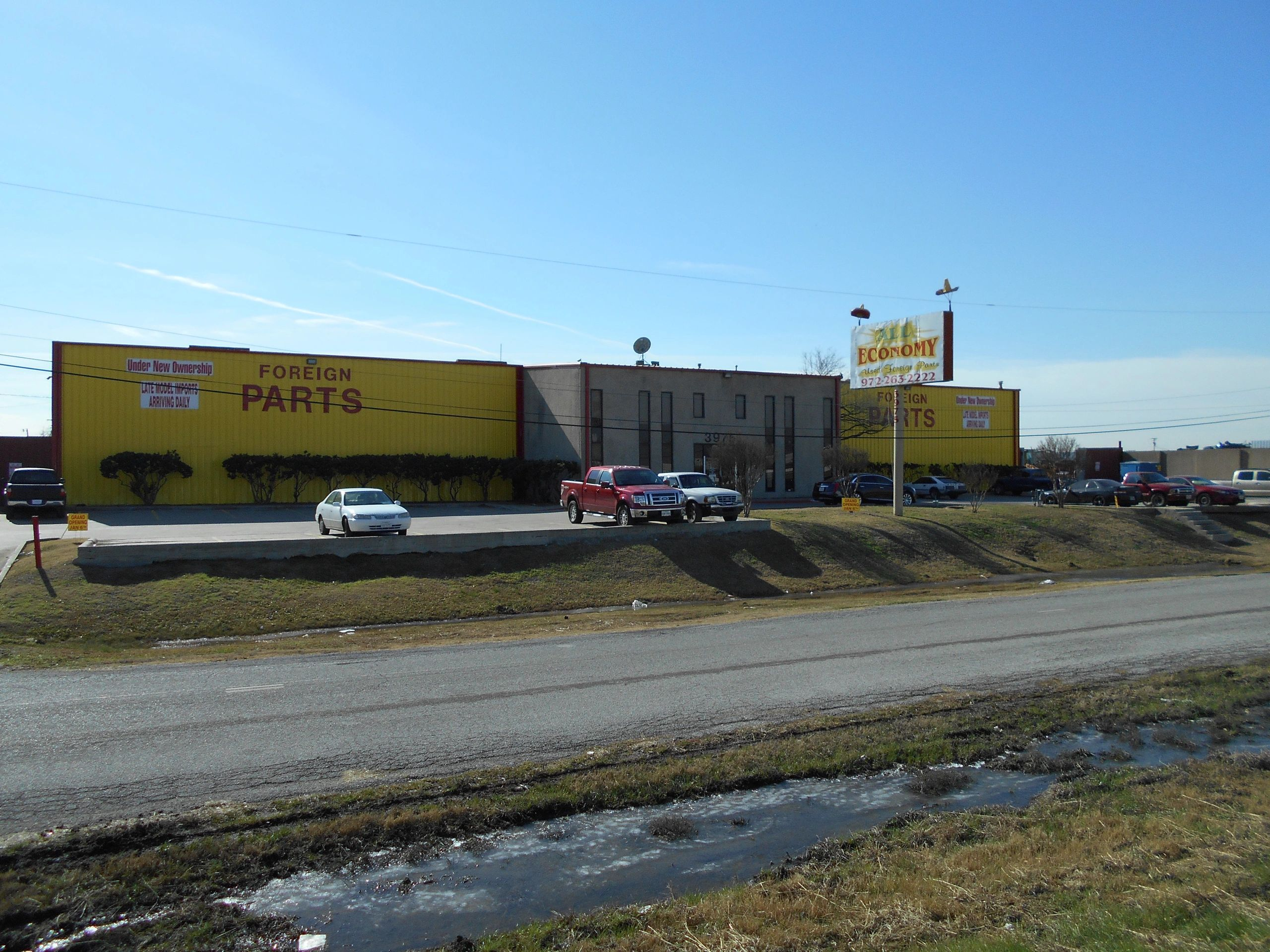 All Economy Foreign Dismantling - Auto Parts - Grand Prairie