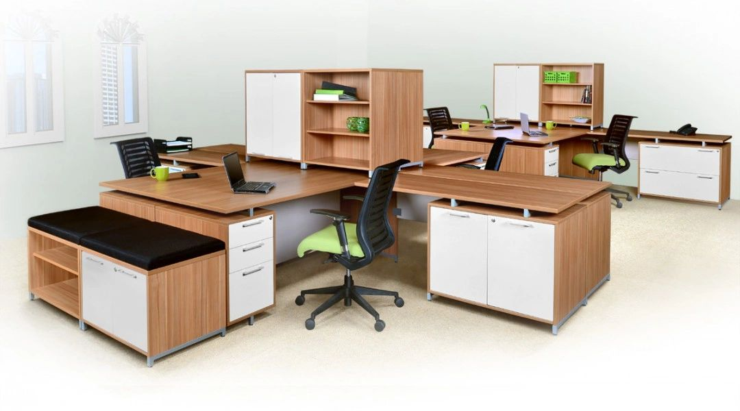 New And Used Office Furniture Budget Office Interiors