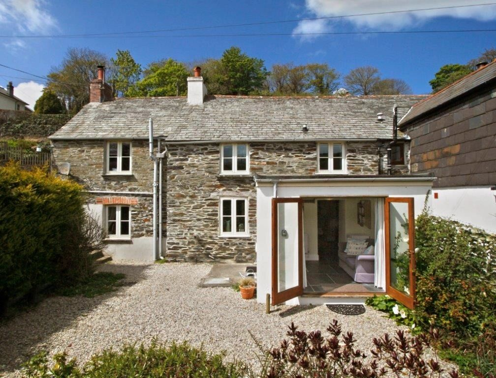 Cornwall Holiday Cottage Ivy Cottage Holiday In