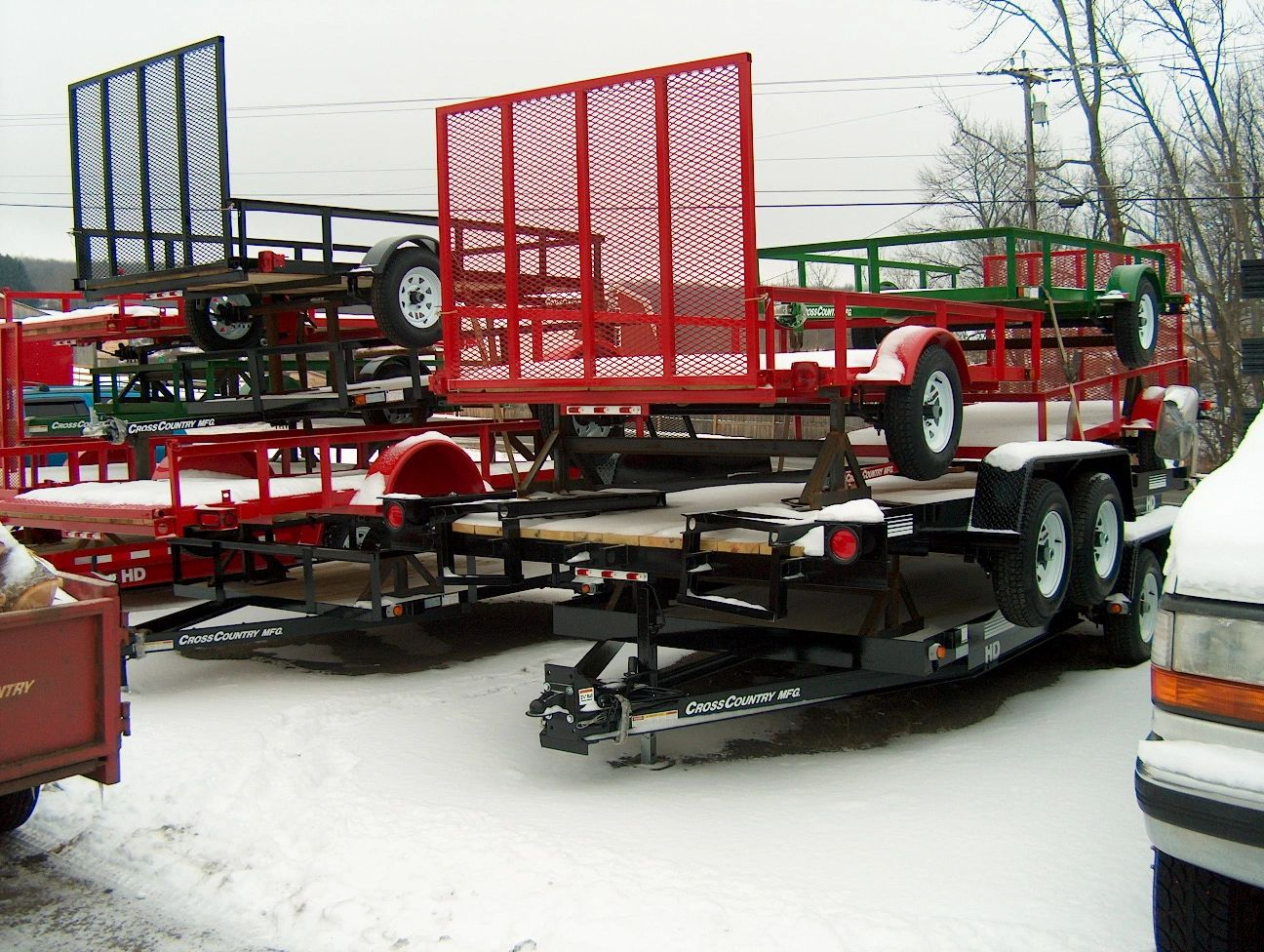 Car Hauler Trailer Plans Flatbed Pdf