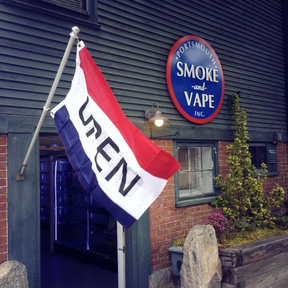 Portsmouth smoke and vape