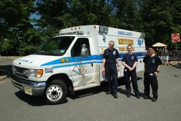 Metuchen Rescue Squad Benefit Car-Truck-Motorcycle Show